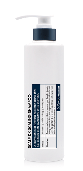 Dr Ceuracle Scalp DX Scaling Shampoo